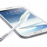 Samsung Galaxy Note II: 3 miliony prodaných kusů po celém světě