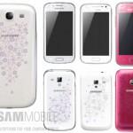 Samsung nabídne Galaxy S3 a další smartphony v designové edici La Fleur