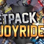 Recenze Jetpack Joyride – Rakety, motorky a pes