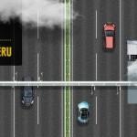 V protisměru – jednoduchá česká dopravní hra pro Android