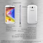 Samsung Galaxy Grand – 5″ smartphone za rozumnou cenu