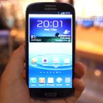 Samsung ukázal novinky pro Galaxy S III v Premium Suite Upgrade