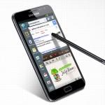 Samsung zveřejnil detailní informace o Jelly Beanu pro Galaxy Note
