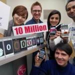 LG prodalo 10 milionů smartphonů z řady L-Series