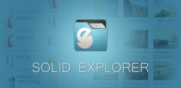 solid explorer ico