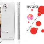 ZTE představilo stylový a vybavený smartphone Nubia Z5