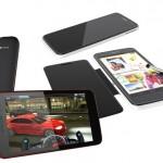 Alcatel One Touch Scribe: nová řada tabletofonů s Androidem
