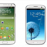 Spekulace: údajná podoba Galaxy S4