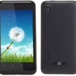 ZTE Blade C – levný smartphone s Jelly Beanem