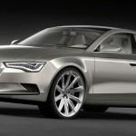 Koncept Audi – parkování auta pomocí smartphonu