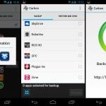 Carbon – nová zálohovací aplikace od tvůrce ROM Manageru a ClockworkMod Recovery