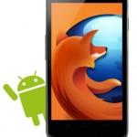Firefox pro Android v roce 2013: nové funkce a lepší kompatibilita