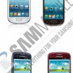 Samsung Galaxy S III Mini bude dostupný v nových barvách