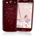 Samsung představil další telefony v designové edici La Fleur