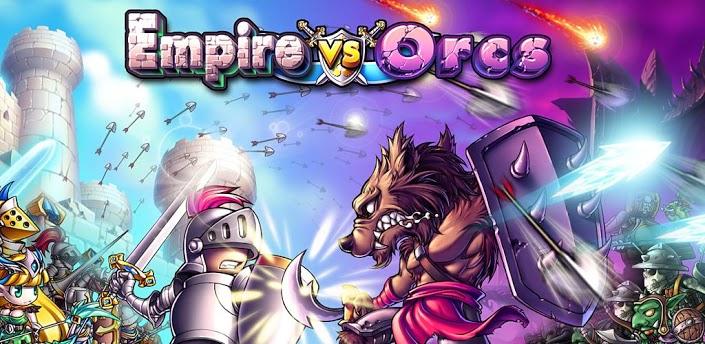 Recenze: Empire vs Orcs