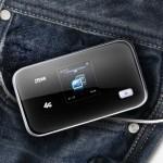 ZTE uFi MF93D – stylový mobilní hotspot