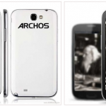 Archos brzy představí svou první řadu chytrých telefonů s Androidem