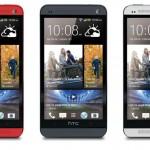 HTC One: Kromě bílého a černého možná i červené provedení