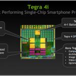 nVidia představila procesor Tegra 4i
