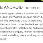 Google Play Store má novou kategorii: Pure Android