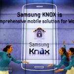 Samsung představil KNOX – upravenou verzi Androidu zaměřenou na maximální zabezpečení
