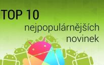 Top 10 nejpopulárnějších aplikací 4. týden