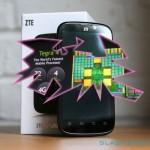 ZTE a nVidia pracují na Tegra 4i smartphonu