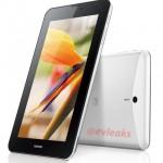 Huawei MediaPad 7 Vogue: první informace o levném tabletu
