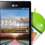 LG Optimus 4X HD se dočkalo aktualizace na Jelly Bean