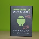 Opensat SmartTV – Malý výkonný pracovník [Recenze]