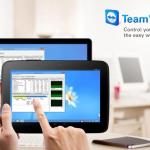 TeamViewer pro tablety aktualizován, nově s podporou dotekových gest
