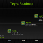 NVidia poodhalila své plány na budoucnost, další Tegra přijde až za rok