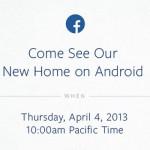 Facebook možná 4. dubna představí vlastní smartphone a uživatelskou nadstavbu pro Android