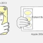 Google si chce patentovat dotykové ovládání na zadní straně smartphonu