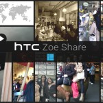 HTC spustilo službu Zoe Share