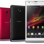 Sony Xperia SP – vyšší střední třída v hliníku
