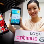 LG Optimus GK – zmenšená verze vlajkové lodi Optimus G Pro