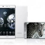 Pantech Vega Iron – smartphone s nejtenčím rámečkem kolem displeje