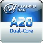 Allwinner A20 – první dvoujádrový procesor s jádry Cortex A7