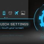 AntTek Quick Settings: dostaňte z vaší notifikační lišty maximum