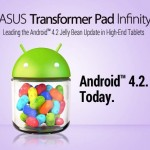 Asus vydal Android 4.2 pro Transformer Pad Infinity