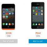První telefony s Firefox OS nyní v prodeji