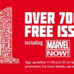 Marvel ve své promo akci rozdá registrovaným 700 komixů zdarma, registrovat se ale musíte ještě dnes