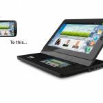 PhonePad+: proměňte Galaxy SII a SIII v tablet
