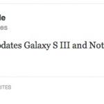 Samsung chystá aktualizaci pro Samsung Galaxy S III a Galaxy Note II na Android 4.2.2