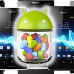 Android 4.3 Jelly Bean byl vydán také pro Sony Xperia T, TX a V