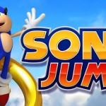 Sonic Jump – slavný ježek vertikálně