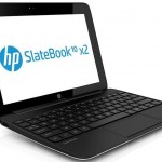 HP SlateBook X2 – desetipalcová novinka s Tegrou 4 a odnímatelnou klávesnicí