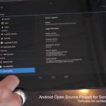 Sony vydalo vydalo čistý Android 4.2 (AOSP) pro Xperia Tablet Z