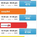 Aletenky – levné letenky v Androidu
